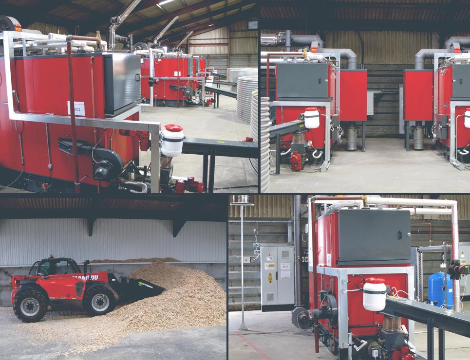 Biomass Boiler Images